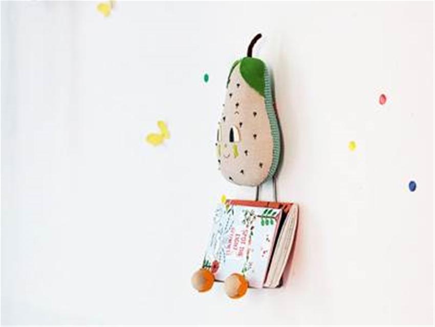 fruity wall hangers