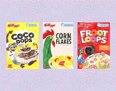 road test: breakfast cereals