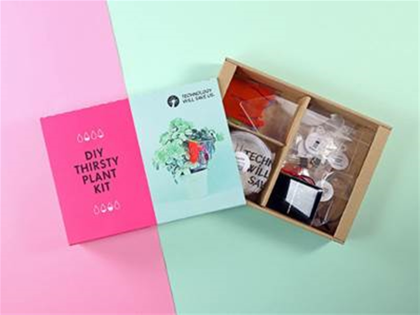 the thirsty plant kit