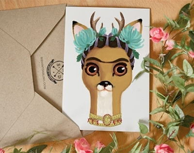 shhh my darling stationery giveaway