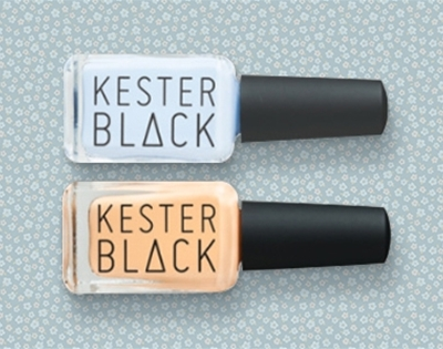stuff mondays - kester black nailpolish
