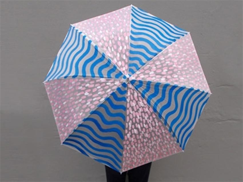 frankie exclusive diy: rain rain go away umbrella