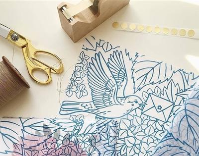 print your own custom tissue paper
