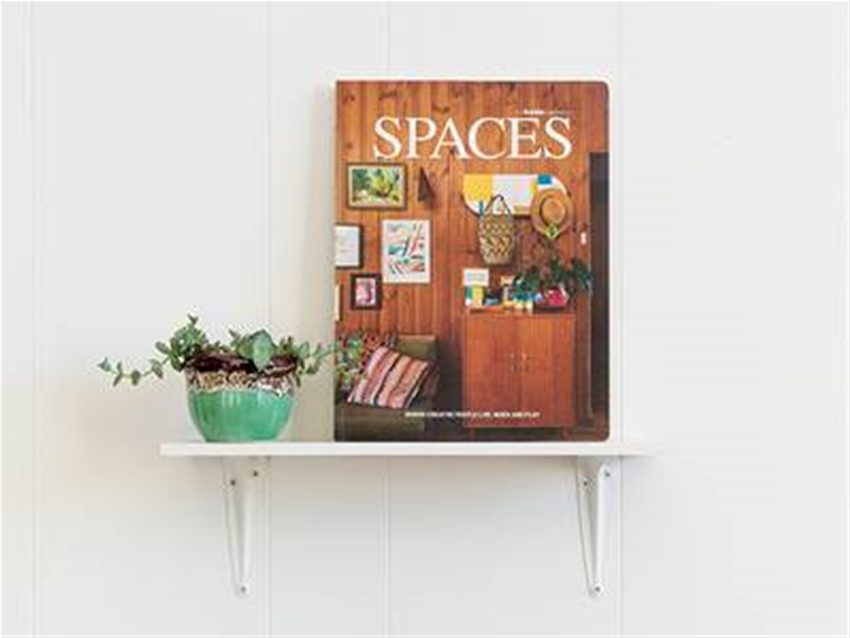 spaces volume three now on sale