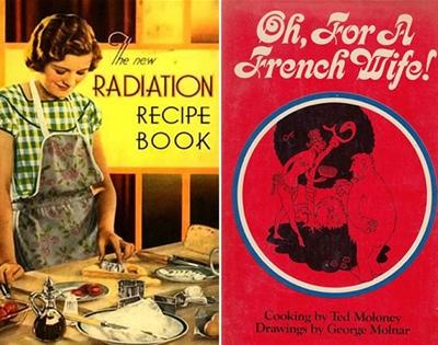 five questionable retro cookbooks