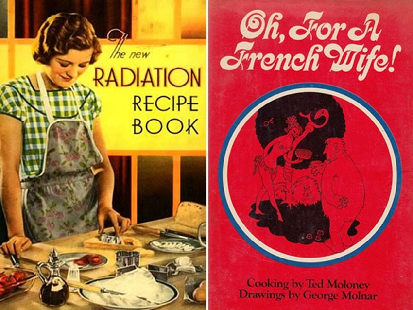 five questionable retro cookbooks