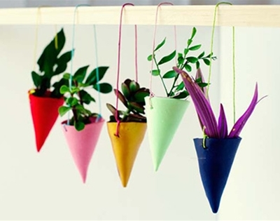 exclusive frankie diy - hanging plant holders