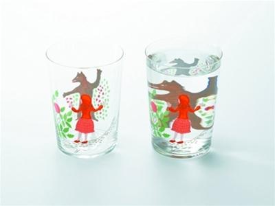 fairytale drinking glasses