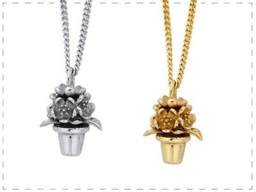 karen walker floral jewellery