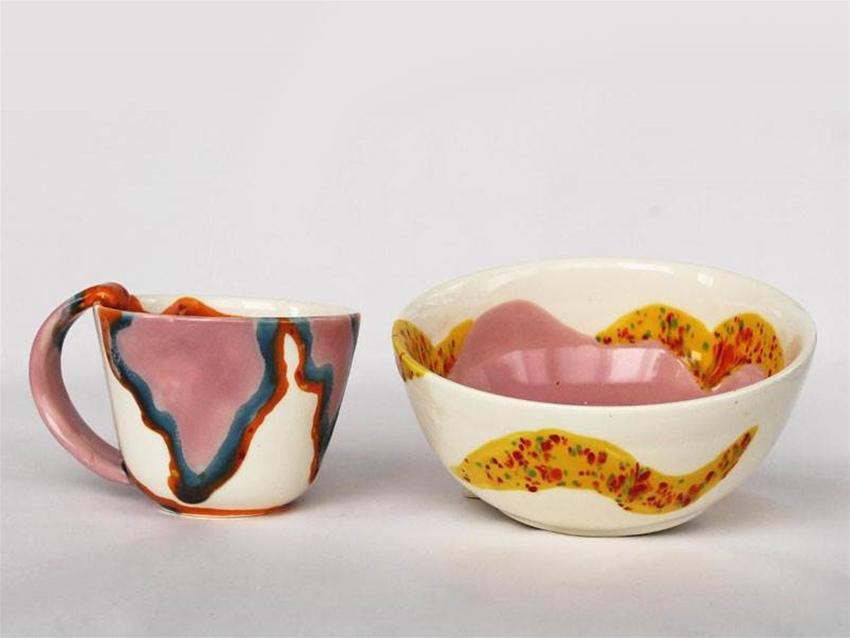 elnaz nourizadeh ceramics