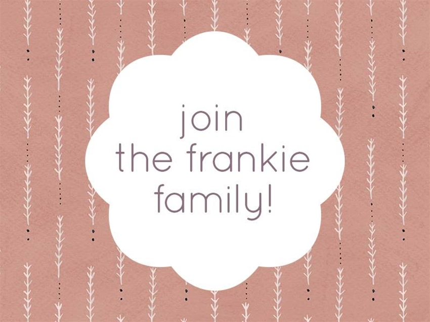 want to work at frankie?