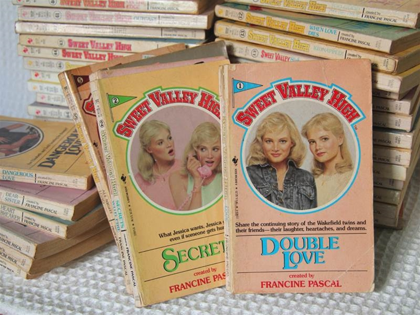 sweet valley high custom portraits
