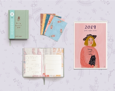 don't forget to pre-order your 2019 diary and calendar