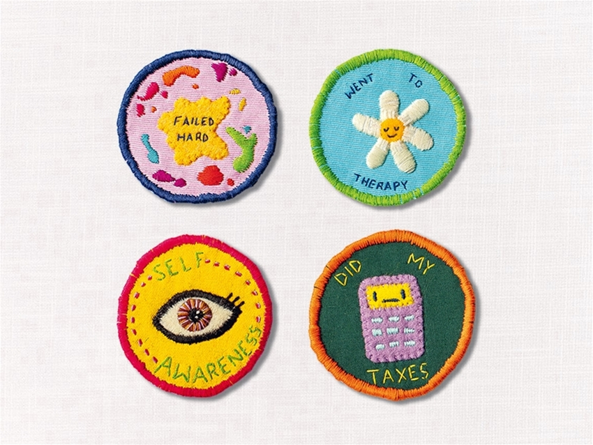 girl guide patches we really need
