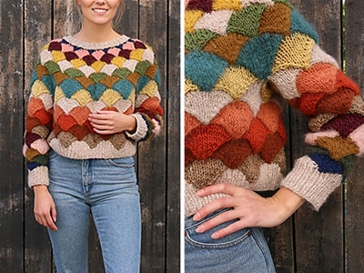 pangolin jumper pattern