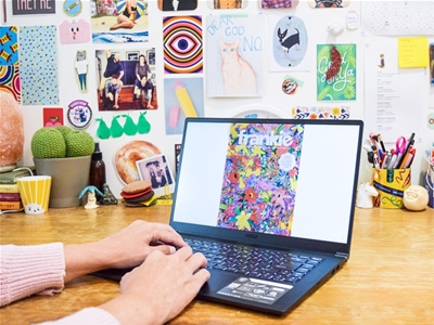 software for creatives of all sorts