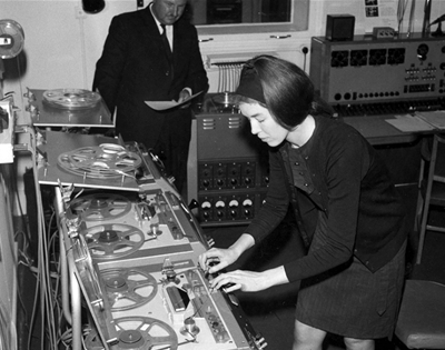 tunesday – the uncredited lady behind the doctor who theme song