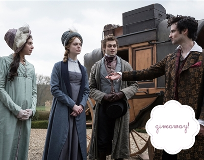 mary shelley movie ticket giveaway