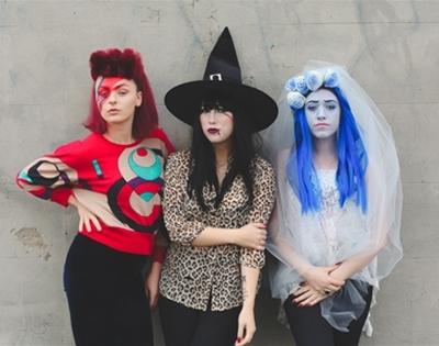get fancy: halloween style