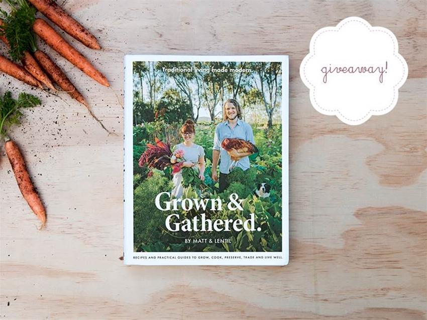stuff mondays – grown and gathered book