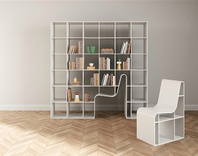the bookchair
