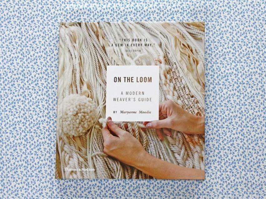 stuff mondays – on the loom book