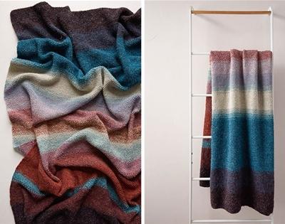 stuff mondays – diy blanket from purl soho