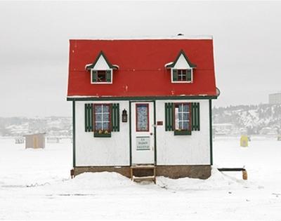richard johnson's ice huts