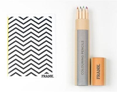 FRANK stationery