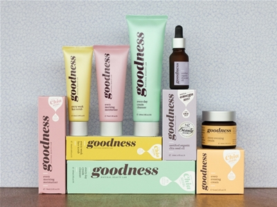 stuff mondays – goodness skincare