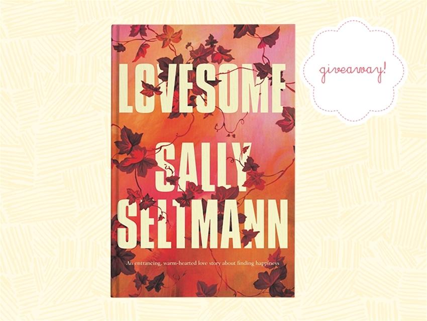 sally seltmann interview + book giveaway