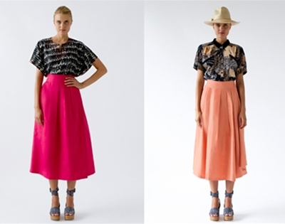 delfina balda spring/summer collection