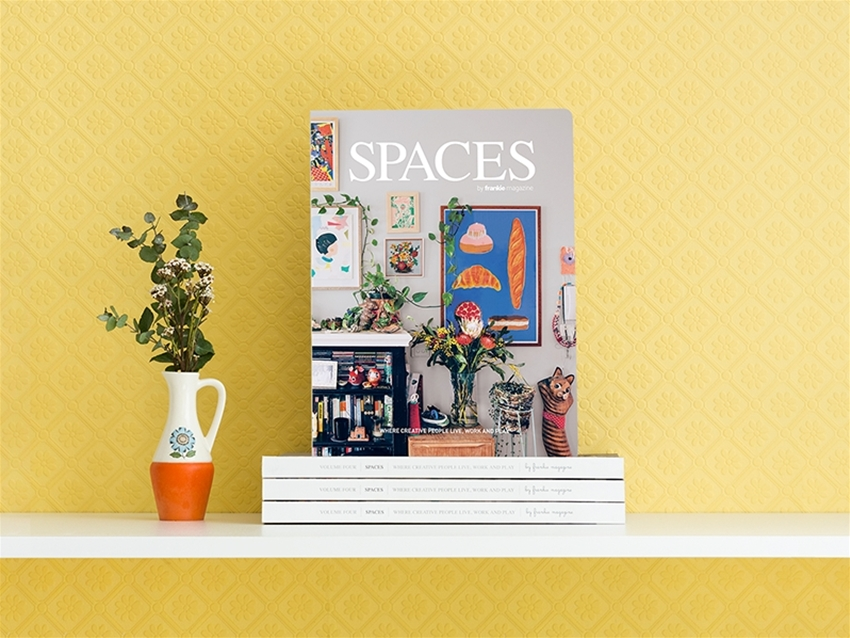 spaces volume four is on sale today