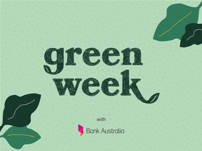 it's green week!
