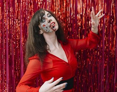 get fancy: halloween make-up tutorials