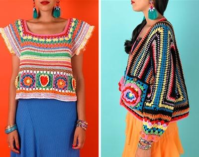 crochet patterns inspired by frida kahlo