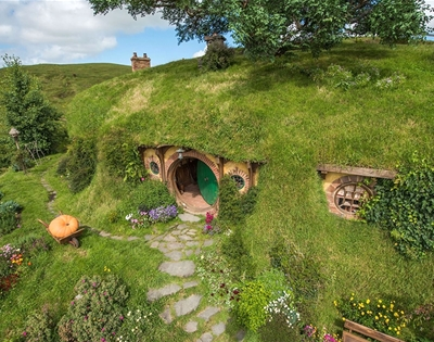 hello from hobbiton