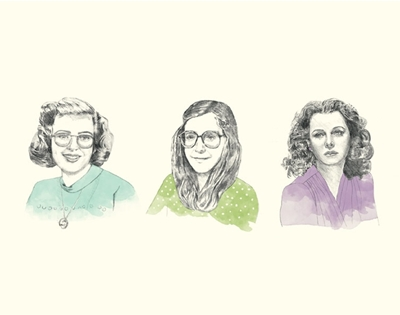six lady nerds who changed the course of tech history