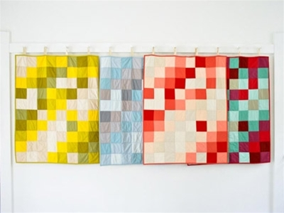 learn to sew a patchwork quilt