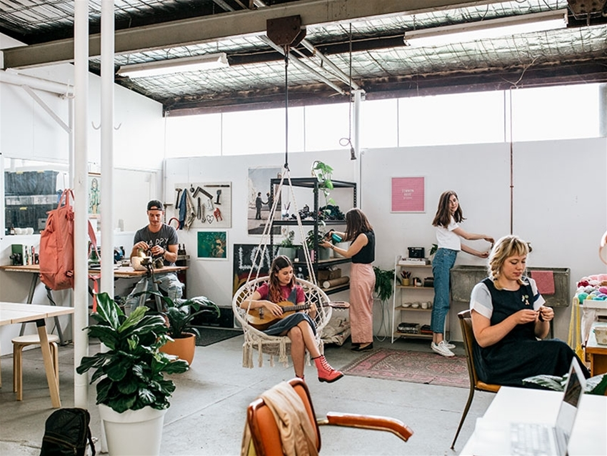 spaces volume five – tips for a harmonious co-working space