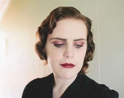 get fancy: 1920s makeup