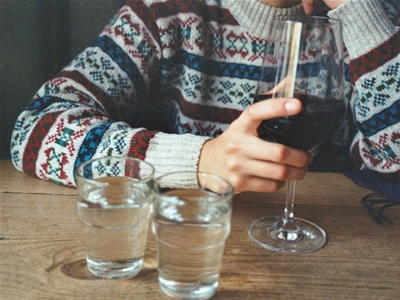 word from the wise: a super-simple guide to wine