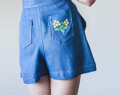 wattle you do shorts