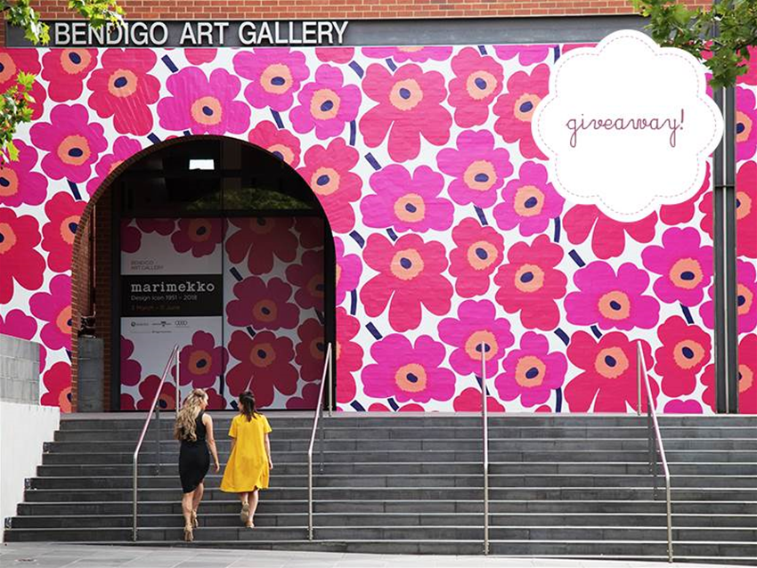 marimekko exhibition ticket giveaway