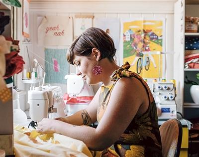 brisbane finders keepers designer alice nightingale on the benefits of handmade
