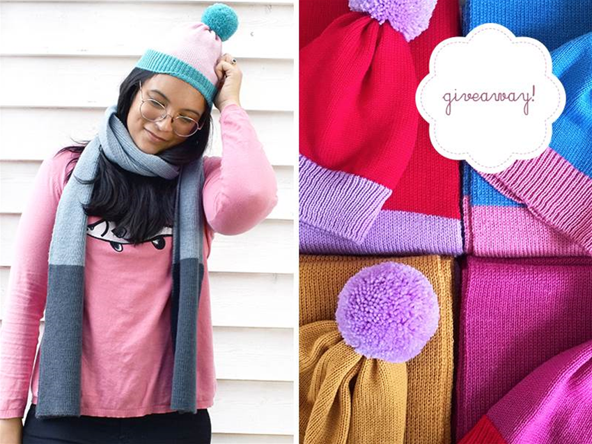 stuff mondays – tuckshop knits