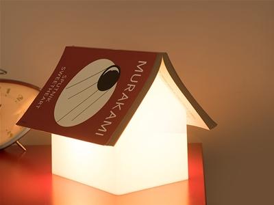 the bookrest lamp