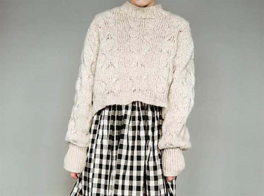 custom alpaca knits