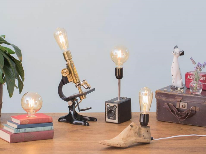 upswitch's reworked lamps