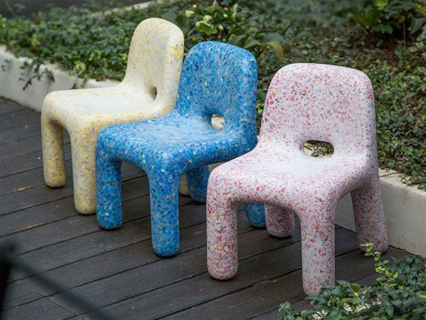 recycled plastic fantastic